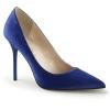 CLASSIQUE-20 Blue Satin